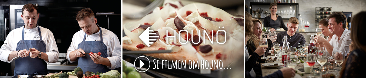 Hounö, Visual cooking, KEN STORKØKKEN