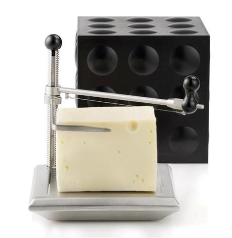 NUANCE osteskærer m/sort boks